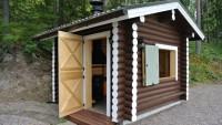 BBQ-shelter